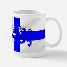 Finland Lion Flag Mug