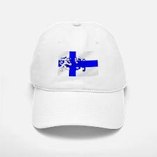 Finland Lion Flag Baseball Baseball Cap