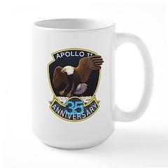 Apollo 11 35th Anniversary Mug