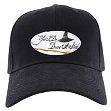 Drive a stick Baseball Hat
