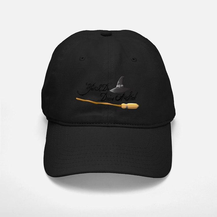 Drive a stick Baseball Hat