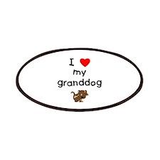 I love my granddog (5) Patches