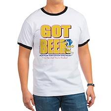 GOT BEER - Marlin Davidsons T
