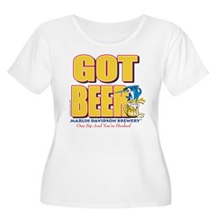 GOT BEER - Marlin Davidsons T-Shirt