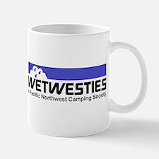 Wetwesties Large Logo Mugs