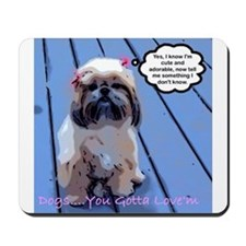 Cute and Adorable DYGL Mousepad