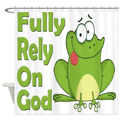 fully rely on god coloring pages - fully rely on god shower curtain by dramacorrect