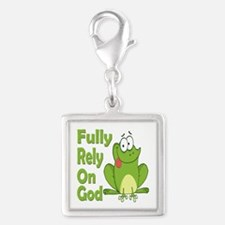 Fully Rely On God Charms