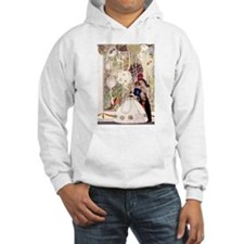 Bluebeard and His Lady By Kay Nielsen Jumper Hoody