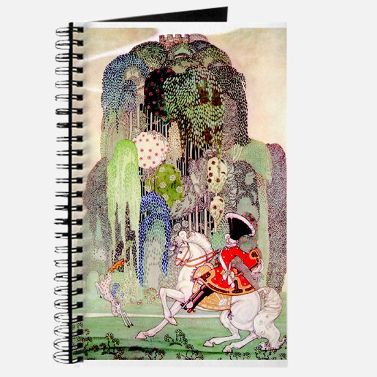 The Sleeping Beauty Prince by Kay Nielsen Journal
