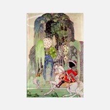The Sleeping Beauty Prince by Kay Nielsen Rectangl