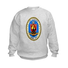 USS Louisiana SSBN 743 Sweatshirt