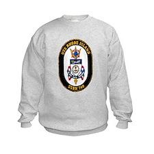 USS Rhode Island SSBN 740 Sweatshirt