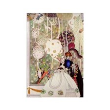 Bluebeard and His Lady By Kay Nielsen Rectangle Ma