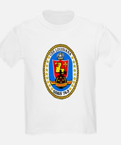 USS Louisiana SSBN 743 T-Shirt