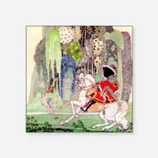 The Sleeping Beauty Prince by Kay Nielsen Square S