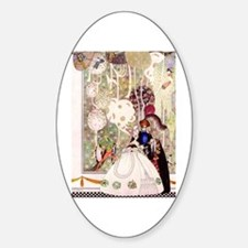 Bluebeard and His Lady By Kay Nielsen Decal