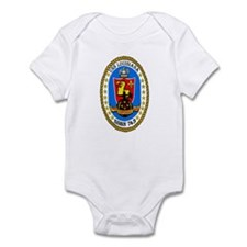 USS Louisiana SSBN 743 Infant Bodysuit