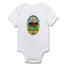 USS Wyoming SSBN 742 Infant Bodysuit