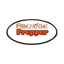 Organic Prepper Patches