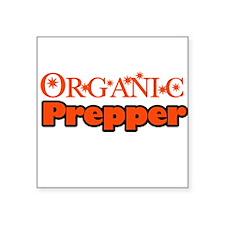 Organic Prepper Sticker