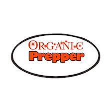 Organic Prepper Patches