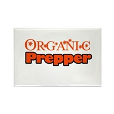 Organic Prepper Magnets
