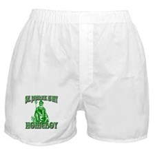 St Patrick is My Homeboy Boxer Shorts
