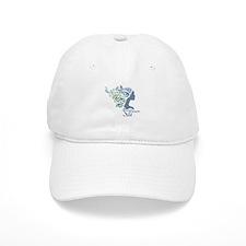 Woman Who Sail Logo Baseball Baseball Cap