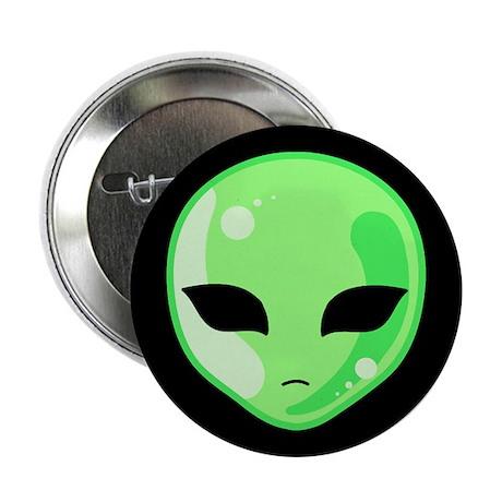 "Alien Invader 2.25"" Button (100 pack)"