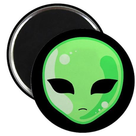 Alien Invader Magnet