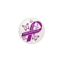 FIBROMYALGIA HOPE Mini Button