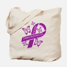 FIBROMYALGIA HOPE Tote Bag