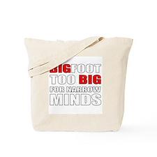 yeti too big Tote Bag