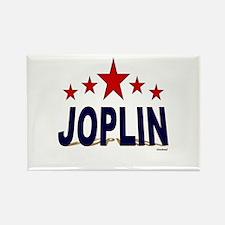 Joplin Rectangle Magnet