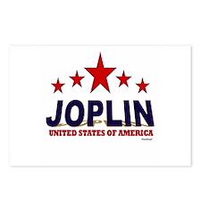 Joplin U.S.A. Postcards (Package of 8)
