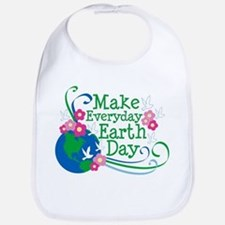 Make Everyday Earth Day Bib