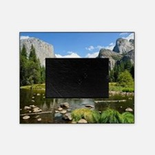Valley View in Yosemite National Par Picture Frame