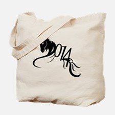 Year of the Horse 2014  Tote Bag
