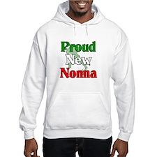 Proud New Nonna Hoodie