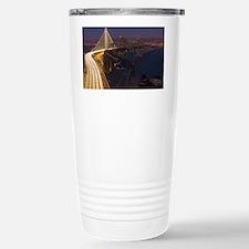 San Francisco–Oakland B Stainless Steel Travel Mug