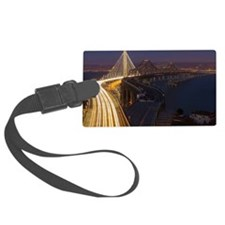 San Francisco–Oakland Bay Bridge Luggage Tag
