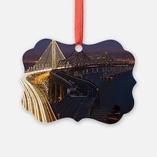San Francisco–Oakland Bay Bridge Ornament