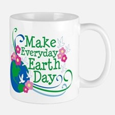 Make Everyday Earth Day Mug