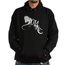 Year of the Horse 2014 Hoodie