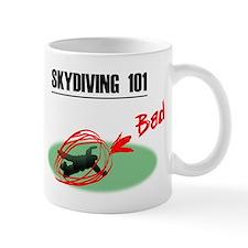 Skydiving 101 Mug