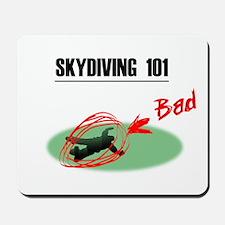 Skydiving 101 Mousepad