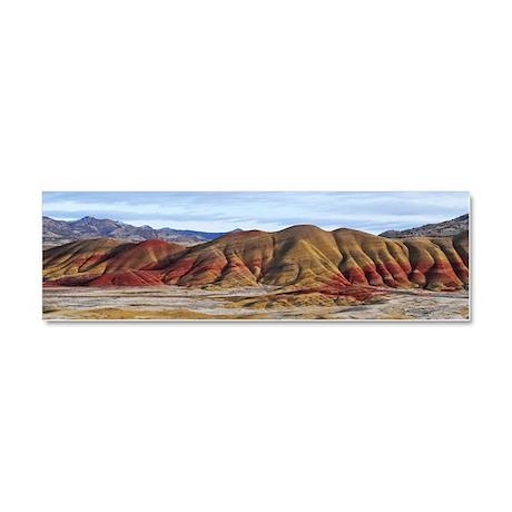 Painted Hills Car Magnet 10 x 3