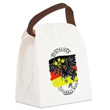 Germany (Deutschland) Quest for B Canvas Lunch Bag