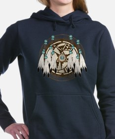 Feathered dreams Hooded Sweatshirt